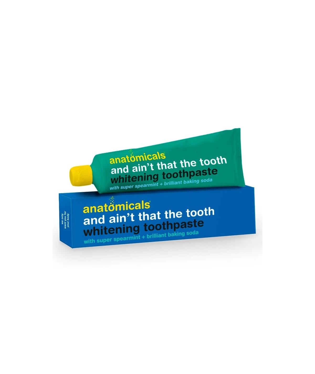 Crema de dientes...