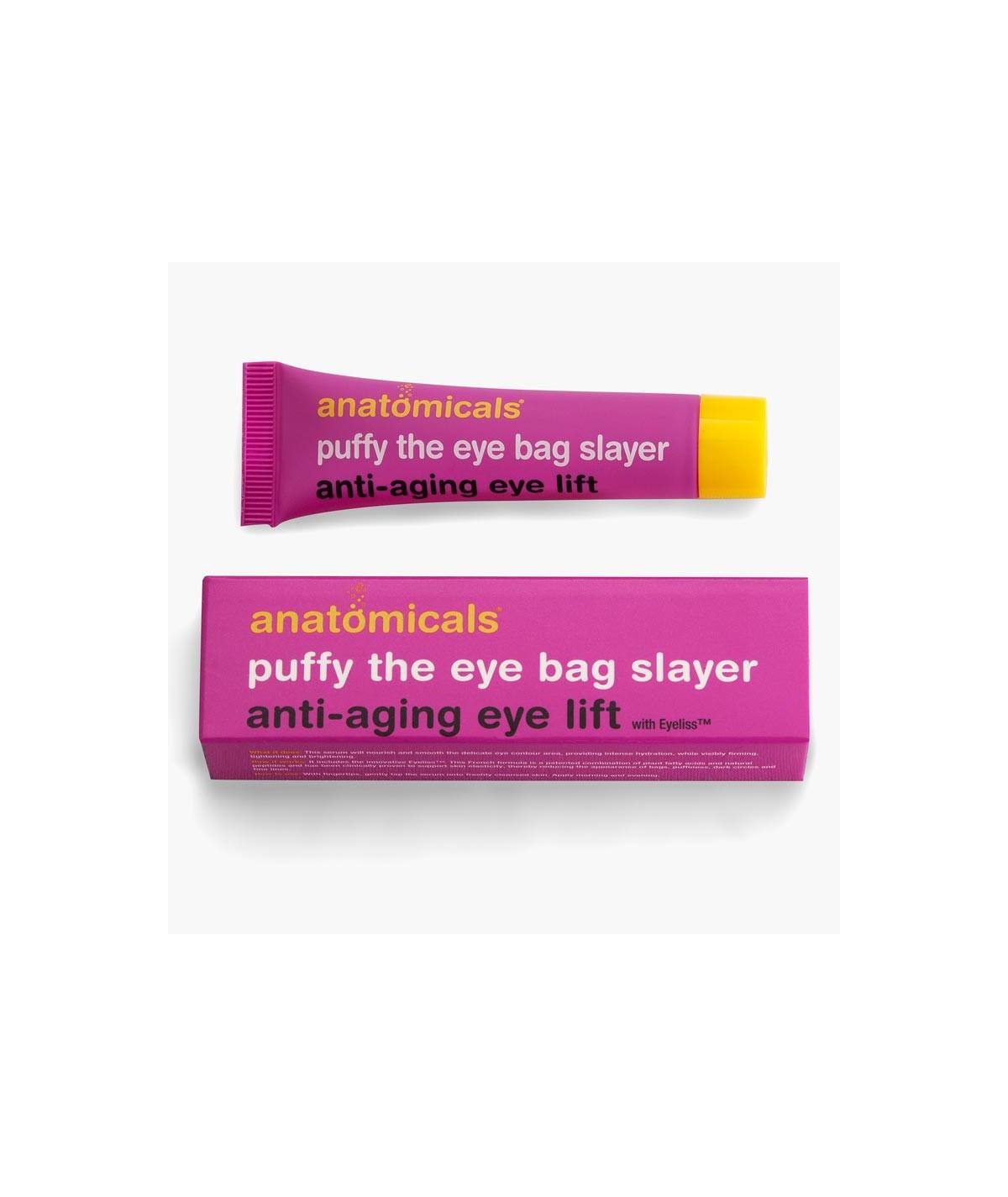 Sérum de ojos anti-edad