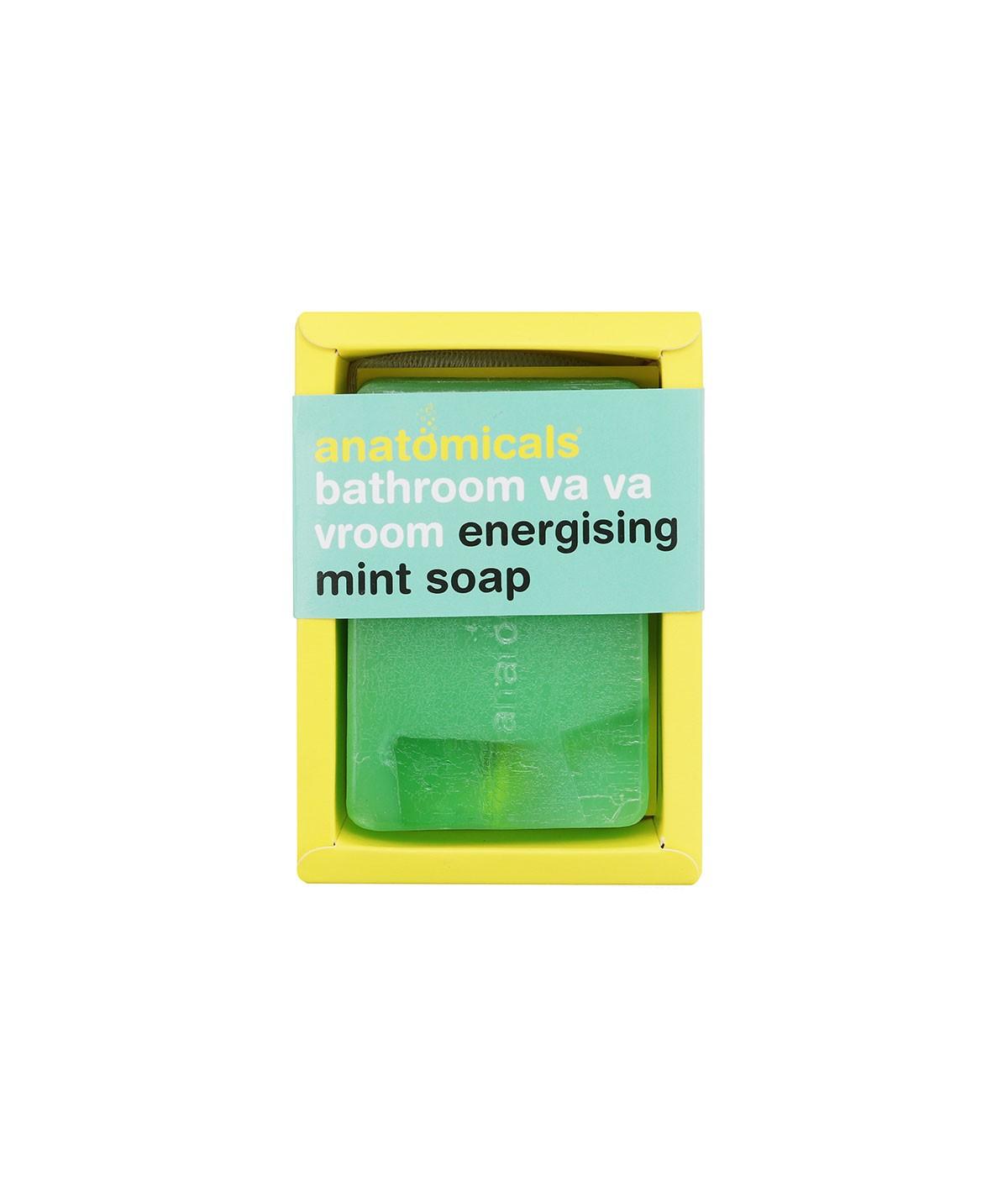 Jabón energizante