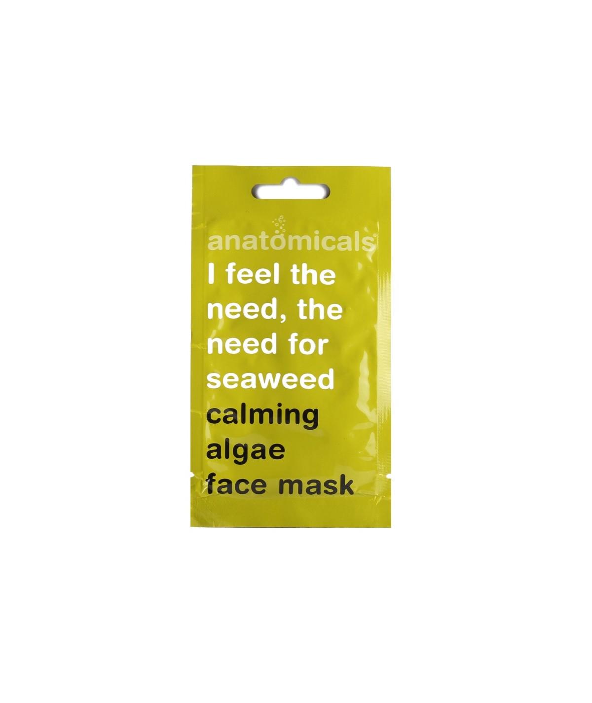 """Mascarilla facial """"I feel..."""