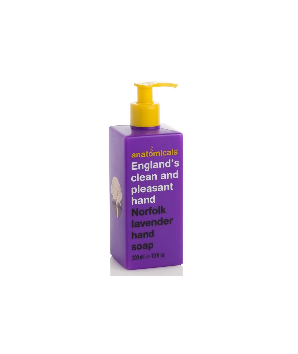 """Jabón de manos """"England's..."""