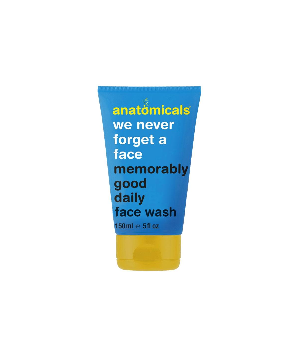 Jabón limpiador facial
