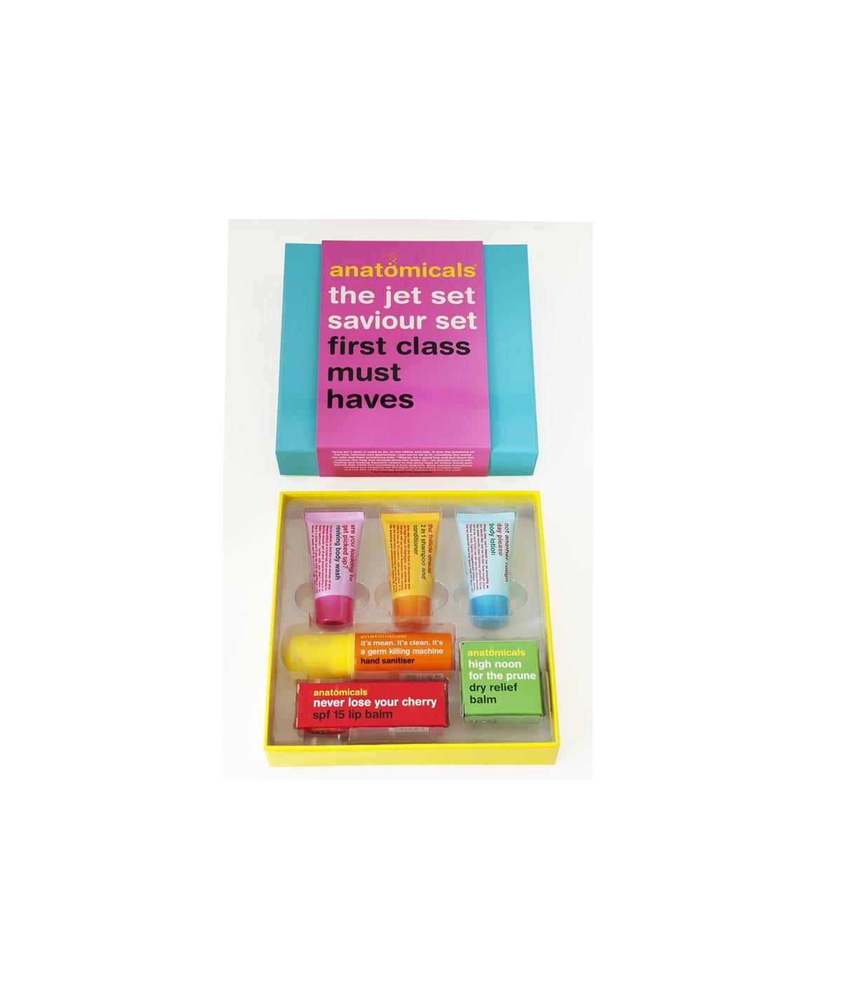 """Kit de viaje """"jet set"""""""