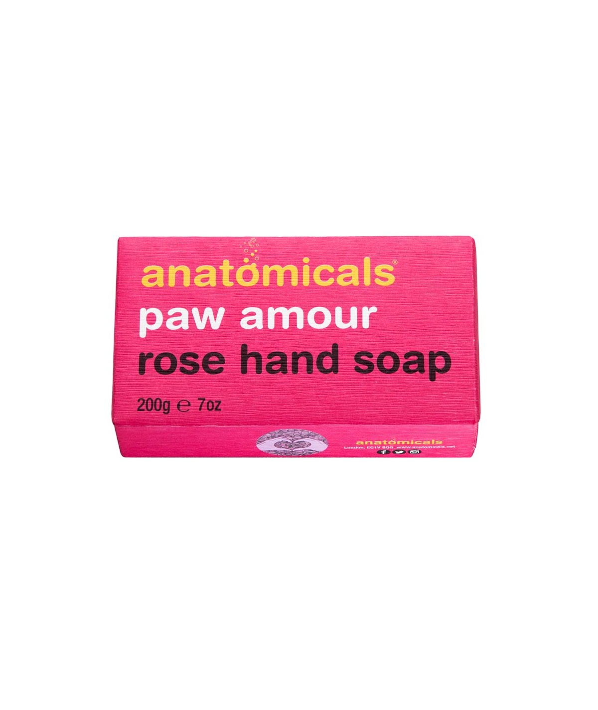 Jabón de mano con extracto...