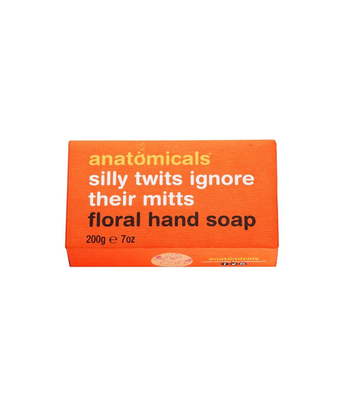 "Jabón de manos ""Silly twits..."